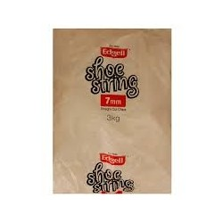 CHIPS SHOESTRING 7MM 3KG