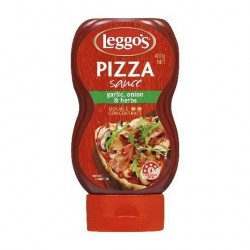 PIZZA SAUCE SQUEEZE 400GM