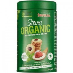 ORGANIC NATURAL SWEETENER 350GM