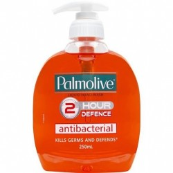 ANTI-BACTERIAL DEFENCE LIQUID SOAP PUMP 250ML