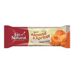 BAR YOGHURT ALMOND AND APRICOT 40GM