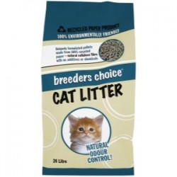 CAT LITTER PAPER 24LT