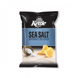 SEA SALT NATURAL POTATO CHIPS 45GM