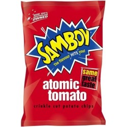 TOMATO POTATO CHIPS 175GM