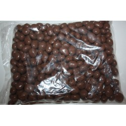 MILK CHOCOLATE SCORCHED PEANUTS 200GM