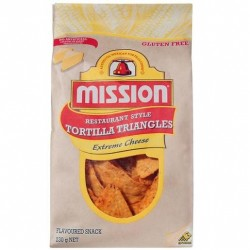 EXTREME CHEESE CORN CHIPS 230GM