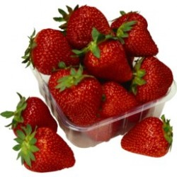 Strawberries Large, Punnet 250gm