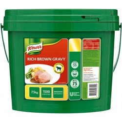GRAVY SAUCE RICH BROWN 7.5KG
