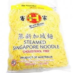 STEAMED SINGAPORE NOODLES 1KG