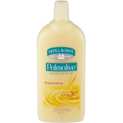 NATURALS MILK AND HONEY LIQUID HAND WASH REFILL 500ML