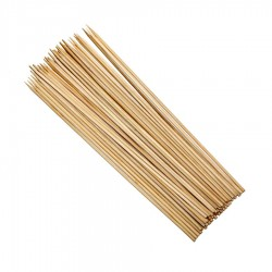 BAMBOO SKEWERS 200MM 100PK