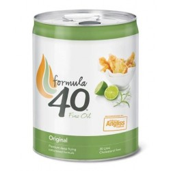 FORMULA 40 ORIGINAL COTTONSEED OIL 20LT