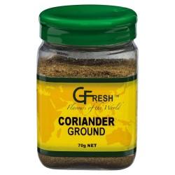 GROUND CORIANDER 70GM