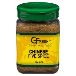 CHINESE FIVE SPICES 80GM