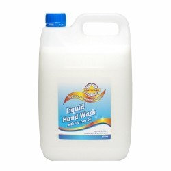 HAND WASH WITH TEA TREE OIL 5L