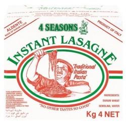 LASAGNA INSTANT SHEETS 4KG