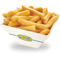 STRAIGHT CUT CHIPS 10MM 4X2.5KG