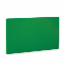 CUTTING BOARD GREEN300X450X130MM