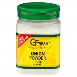 GFRESH ONION POWDER      100GM