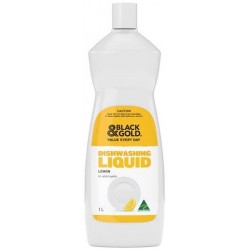 LEMON DISHWASHING LIQUID 1L