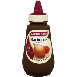 BBQ SAUCE SQUEEZY 250ML
