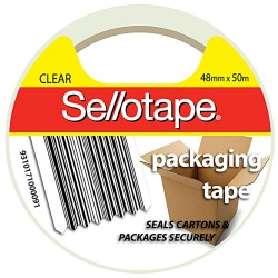 CLEAR PACKAGING TAPE 24MM X 5M 1EA
