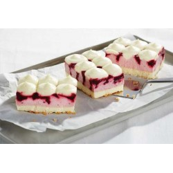 MIXED BERRY CREAM CHEESECAKE TRAY 1.35KG