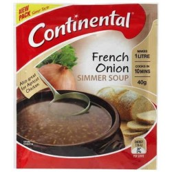 FRENCH ONION SOUP MIX 40GM