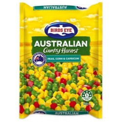 COUNTRY HARVEST PEA CORN AND CAPSICUM 500GM