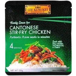 CANTONESE CHICKEN READY SAUCE 120GM