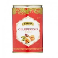 CHAMPIGNON WHOLE 425GM