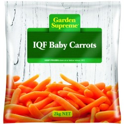 BABY CARROT IQF 2KG
