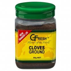 GFRESH CLOVES GROUND      80GM
