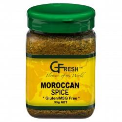 GFRESH MOROCCAN SPICE     95GM