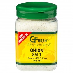 GFRESH ONION SALT        190GM