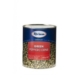 GREEN PEPPERCORN 800GM