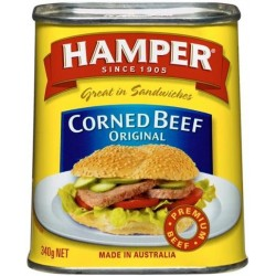 CORNED BEEF ORIGINAL 340GM