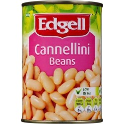 CANNELLINI BEANS 400GM