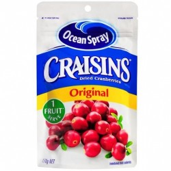 CRAISINS ORIGINAL DIRED CRANBERRIES 170G