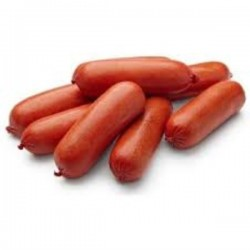 SKIN ON COCKTAIL FRANKFURTS HOT DOGS 2.5KG