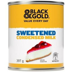 SWEETENED CONDENSED MILK 397GM