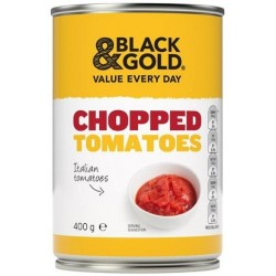 CHOPPED TOMATOES 400GM
