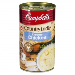 COUNTRY LADLE CREAMY CHICKEN SOUP 500GM