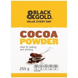 COCOA POWDER 255GM