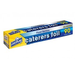 CATERERS FOIL ALL PURPOSE 44CMX90M 1EA