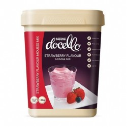 DOCELLO STRAWBERRY MOUSSE 1.9KG
