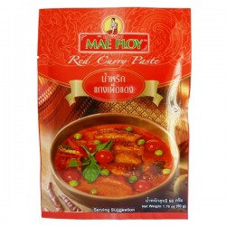 RED CURRY PASTE 50GM