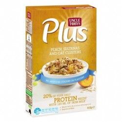 PLUS PROTEIN BREAKFAST CEREAL 410GM