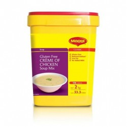 CREAM OF CHICKEN SOUP GLUTEN FREE 2KG