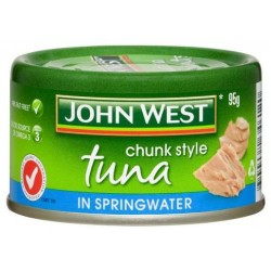 SPRINGWATER CHUNKY TUNA TEMPTERS 95GM